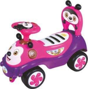 Hračka Alexis Baby Mix Odrážedlo Happy Bee růžová 7625