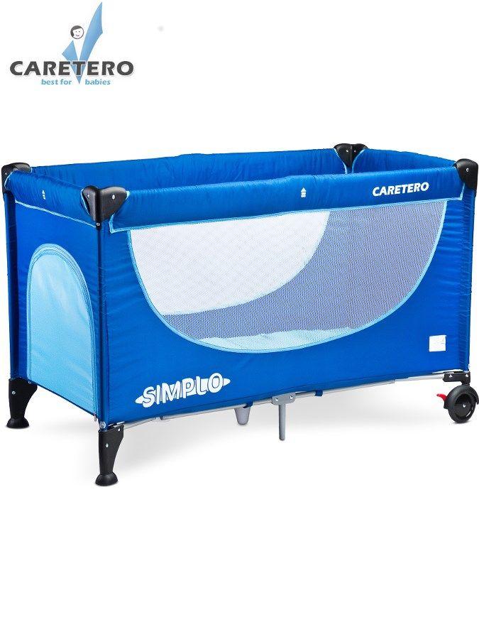 Caretero Simplo modrá