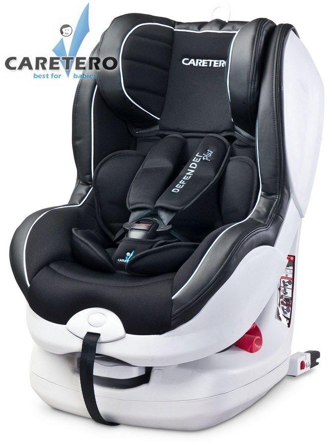 Caretero Defender Plus Isofix 2020 black + u nás ZÁRUKA 3 ROKY a DÁREK
