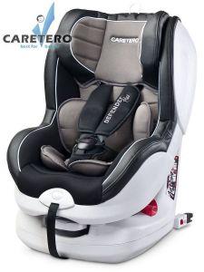 Caretero Defender Plus Isofix 2019 graphite + KAPSÁŘ ZDARMA