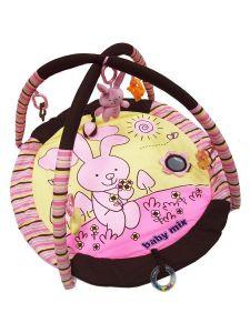 Baby Mix hrací deka Zajíček