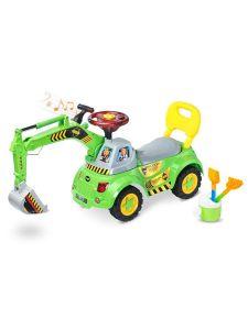 Toyz jezdítko Scoop green