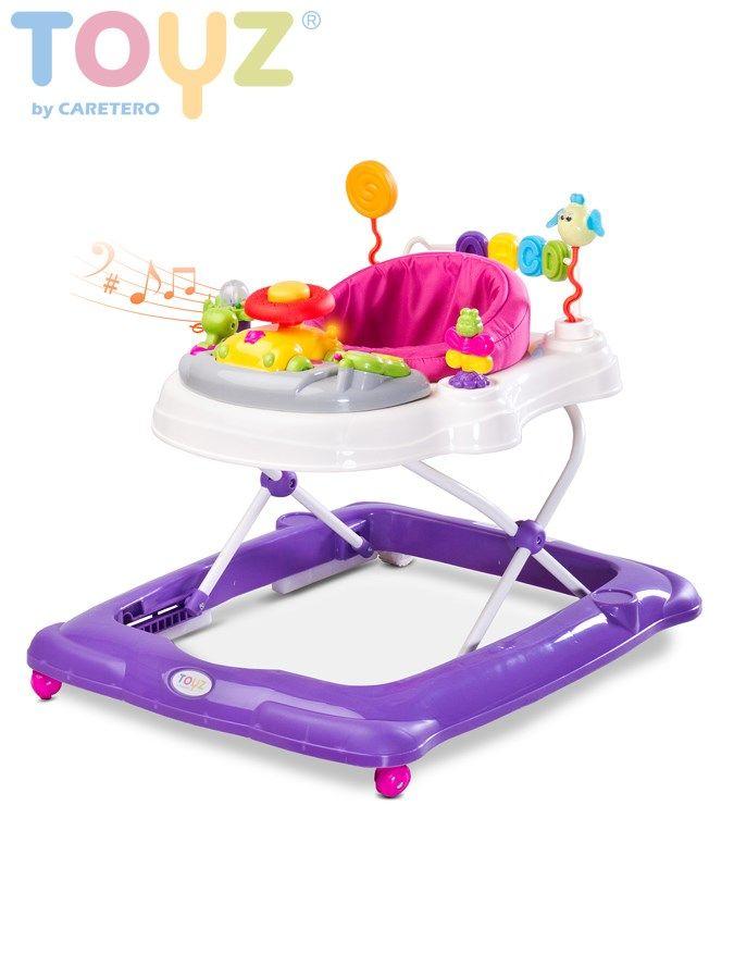 Toyz Stepp Dětské chodítko purple