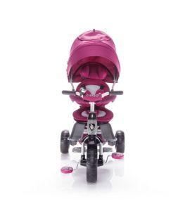 Zopa Tříkolka Citigo 6v1 Mulberry Pink + ZÁRUKA 3 ROKY