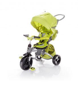 Zopa tříkolka Citigo Kiwi Green