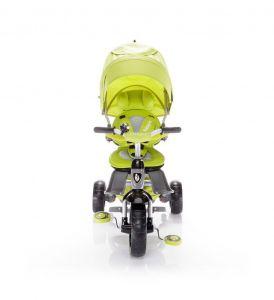 Zopa tříkolka Citigo Kiwi Green + ZÁRUKA 3 ROKY