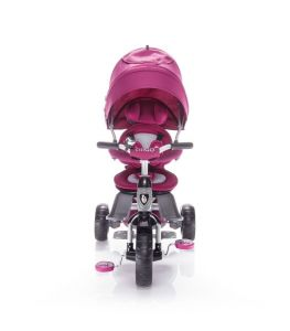 Zopa tříkolka Citigo Mulberry Pink + ZÁRUKA 3 ROKY