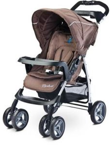 Caretero Sport Monaco 2017 Brown + KOSTKY