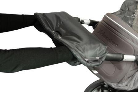 Emitex rukávník černý