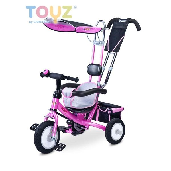 Toyz Derby tříkolka Pink
