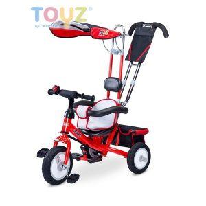Toyz Derby tříkolka Red
