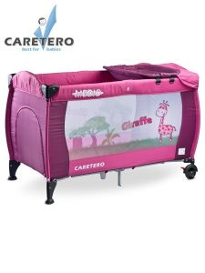 Caretero Medio Purple