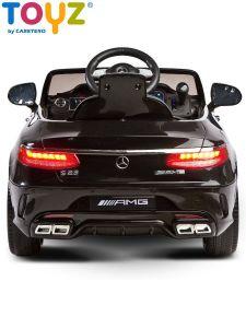 Toyz elektrické autíčko Mercedes Benz 2 motory black