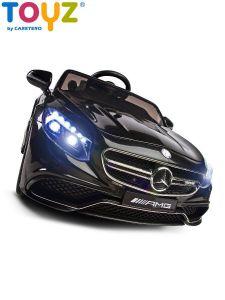 Toyz elektrické autíčko Mercedes Benz 2 motory white