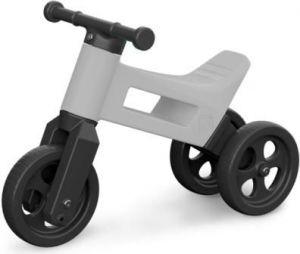 Bonaparte Odrážedlo Funny Wheels 2 v 1 šedé