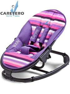 Caretero dětské lehátko Boom purple