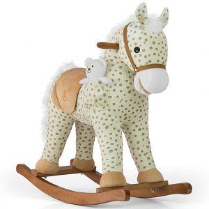 Milly Mally houpací koník Pony Gray Dot