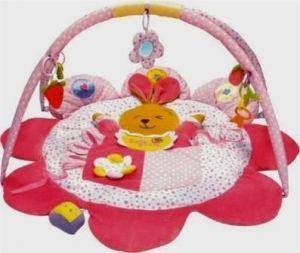 Baby Mix Hrací deka Králíček