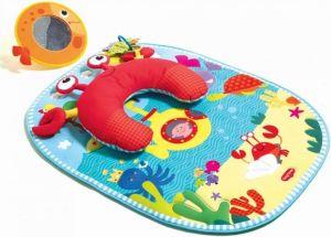 Tiny Love Hrací deka podložka krab 80x51cm