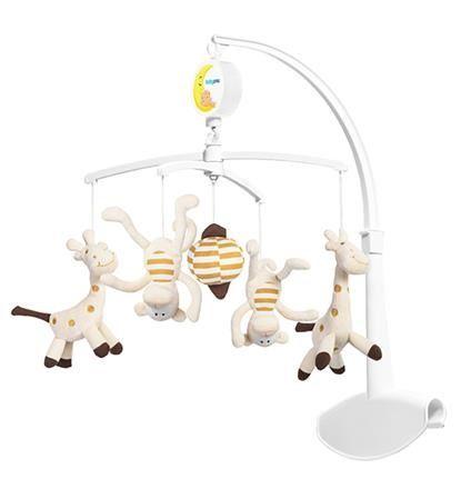 Baby Ono Kolotoč Žirafky a opičky