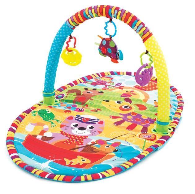 Playgro hrací podložka Park