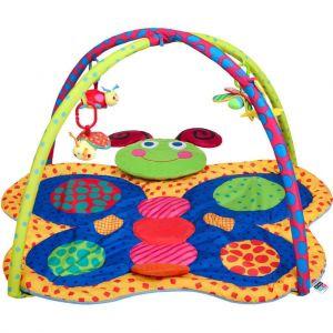 PlayTo Hrací deka motýlek Multicolor