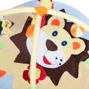 PlayTo Hrací deka s melodií lvíče žlutá
