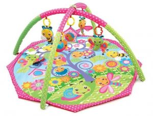 Playgro Hrací deka Svět broučků