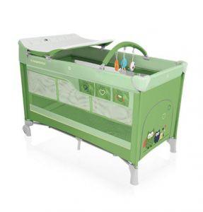 Baby Design Dream 2018 04 zelená