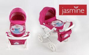 Jasmine Kids kočárek pro panenky víla