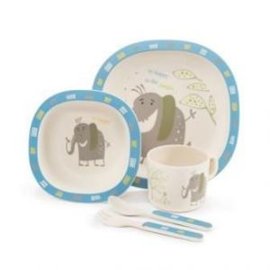 Zopa Bambusová sada nádobí Elephant