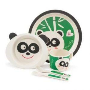 Zopa Bambusová sada nádobí Panda