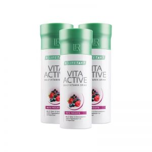 LR Vita Active Red 3 x 150 ml