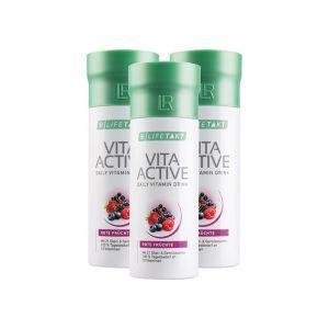LR Vita Active Red 3 x 150 ml