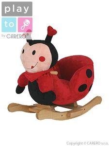 Houpací hračka PlayTo beruška