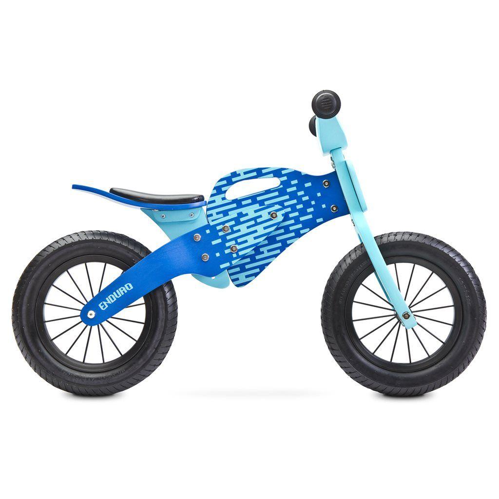 Toyz Enduro modré + u nás ZÁRUKA 3 ROKY