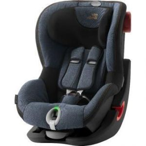 Britax Römer King II LS Black Edition 2017 Blue Marble