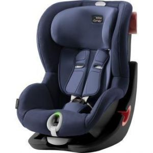 Britax Römer King II LS Black Edition 2017 Moonlight Blue