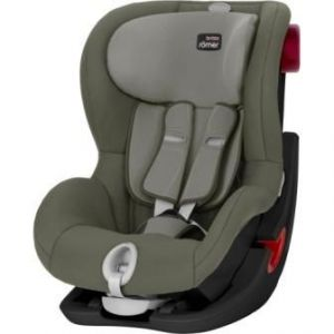 Britax Römer King II LS Black Edition 2017 Olive Green