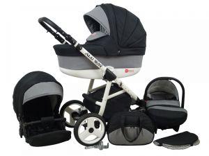 Raf pol Baby Lux Alu way 2v1 2020 Carbon