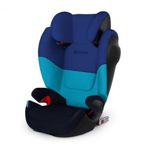 Cybex Solution M Fix SL 2019 Blue Moon + KAPSÁŘ ZDARMA