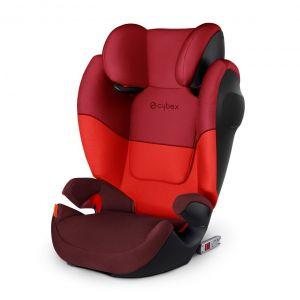Cybex Solution M Fix SL 2019 Rumba Red + KAPSÁŘ ZDARMA