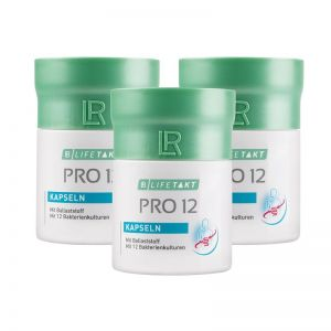 LR Probiotic 12 3 x 30 kapslí