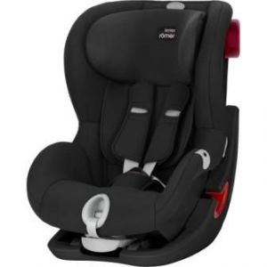 Britax Römer King II LS Black Edition 2018 Cosmos Black