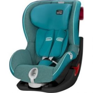 Britax Römer King II LS Black Edition 2018 Green Marble