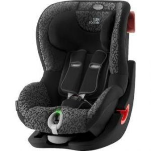 Britax Römer King II LS Black Edition 2018 Mystic Black