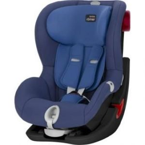 Britax Römer King II LS Black Edition 2018 Ocean Blue