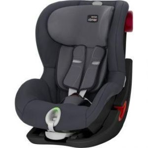 Britax Römer King II LS Black Edition 2018 Storm Grey