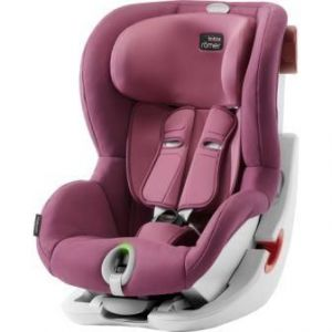 Britax Römer King II LS 2018 Wine Rose