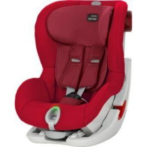 Britax Römer King II LS 2018 Flame Red